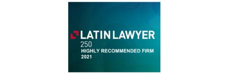 Highly Recommended Firm 2021